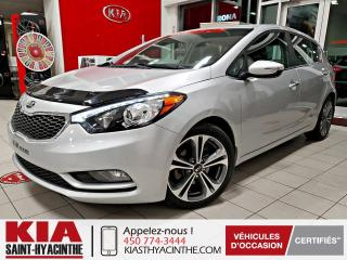 Used 2016 Kia Forte5 EX ** TOIT OUVRANT / MAGS for sale in St-Hyacinthe, QC