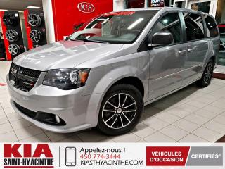 Used 2016 Dodge Grand Caravan SXT BLACKTOP ** CAMÉRA / DVD for sale in St-Hyacinthe, QC
