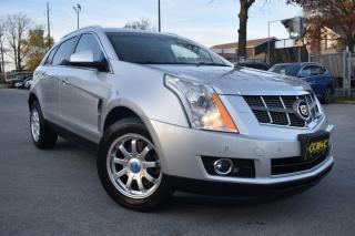 Used 2010 Cadillac SRX 2.8T Performance for sale in Oakville, ON