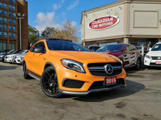 Used 2015 Mercedes-Benz GLA GLA 45 AMG for sale in Scarborough, ON