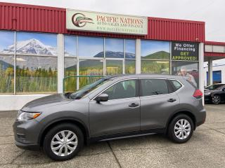 Used 2017 Nissan Rogue S for sale in Campbell River, BC