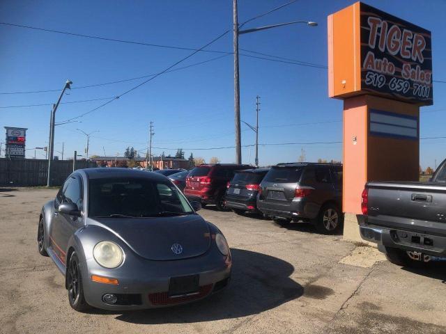 2006 Volkswagen New Beetle 2.5L**RUNS GREAT**MANUAL**WHEELS*EXHAUST*AS IS