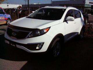 Used 2011 Kia Sportage LX for sale in Georgetown, ON