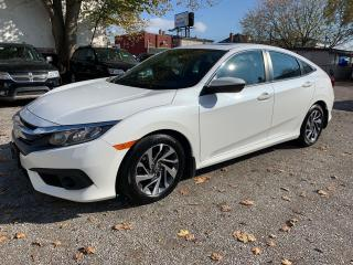 Used 2017 Honda Civic EX, SUNROOF, NO AACIDENTS AND 1 OWNER for sale in Oshawa, ON