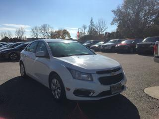 Used 2015 Chevrolet Cruze 1LT. VERY CLEAN-DRIVES GREAT -EXCELLENT CONDITION for sale in London, ON