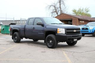Used 2009 Chevrolet Silverado 1500 1500 4x4 for sale in Brampton, ON