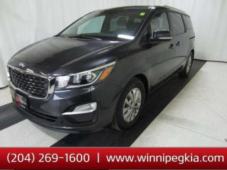 Used 2020 Kia Sedona LX *Power Sliding Door, Wireless Cell Charger!* for sale in Winnipeg, MB
