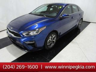 Used 2019 Kia Forte EX *Accident Free!* for sale in Winnipeg, MB