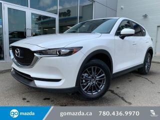 New 2021 Mazda CX-5 GX for sale in Edmonton, AB