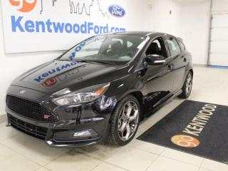 Used 2018 Ford Focus ST for sale in Edmonton, AB