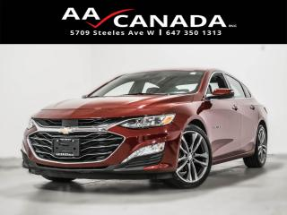 Used 2020 Chevrolet Malibu Premier for sale in North York, ON