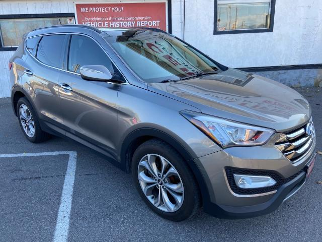2014 Hyundai Santa Fe Sport Limited ** AWD, NAV, BACK CAM , HTD/COOLED LEATH **