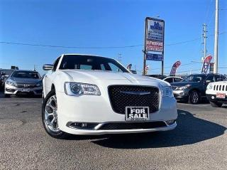 Used 2017 Chrysler 300 C No accidents|PlatinumAWD|H seats|Rcam Certified for sale in Brampton, ON