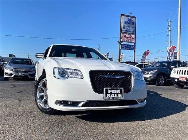 2017 Chrysler 300 No accidents| 300C | Platinum AWD | H seats | Rcam