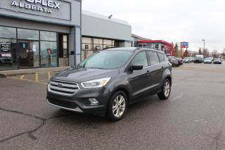 Used 2018 Ford Escape SEL for sale in Calgary, AB