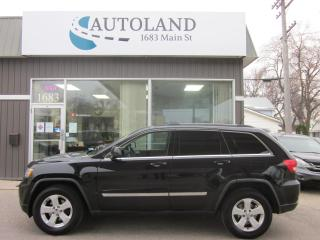 Used 2011 Jeep Grand Cherokee Laredo for sale in Winnipeg, MB