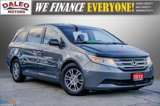 Used 2012 Honda Odyssey EX / 7 PASSENGERS / HEATED SEATS / BACK UP CAM / for sale in Hamilton, ON
