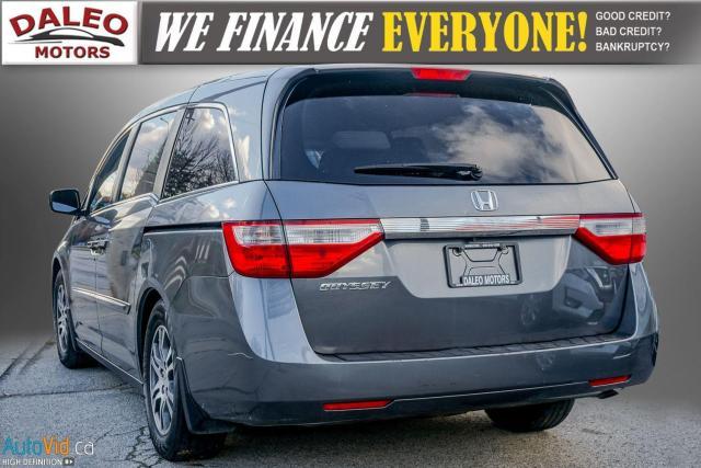 2012 Honda Odyssey EX / 7 PASSENGERS / HEATED SEATS / BACK UP CAM / Photo6