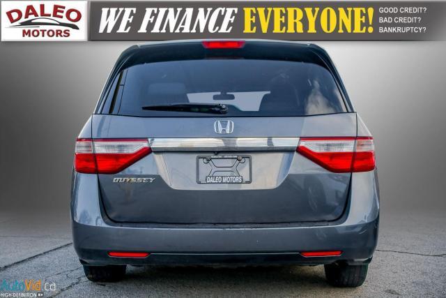 2012 Honda Odyssey EX / 7 PASSENGERS / HEATED SEATS / BACK UP CAM / Photo7