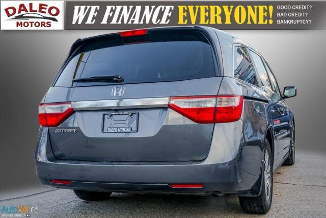 2012 Honda Odyssey EX / 7 PASSENGERS / HEATED SEATS / BACK UP CAM / Photo8
