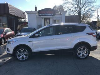 Used 2017 Ford Escape Titanium for sale in Cambridge, ON
