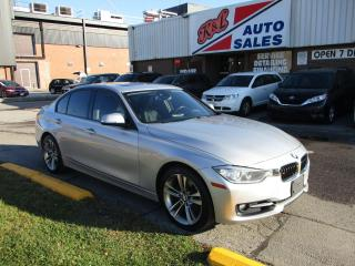 Used 2014 BMW 3 Series 320i xDrive ~ PUSH START ~ BLUETOOTH ~ SUNROOF for sale in Toronto, ON