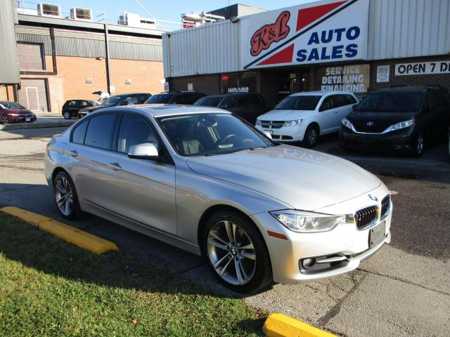 2014 BMW 3 Series 320i xDrive ~ PUSH START ~ BLUETOOTH ~ SUNROOF