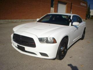 Used 2013 Dodge Charger EX-POLICE for sale in Mississauga, ON