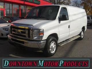 Used 2012 Ford Econoline E250 Commercial for sale in London, ON