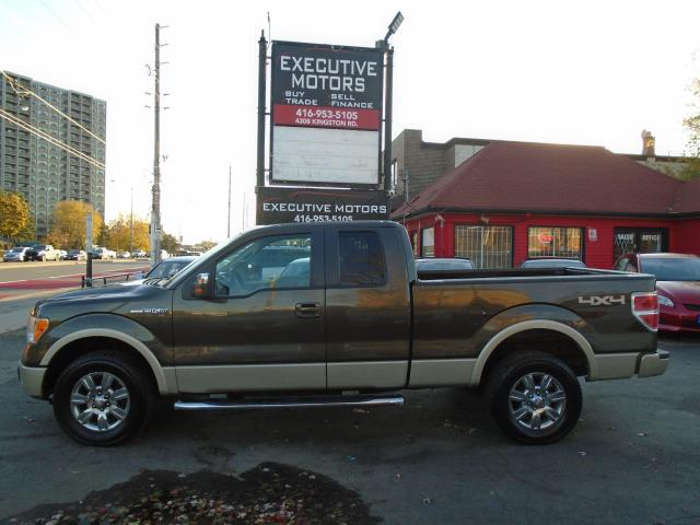2009 Ford F-150 Lariat/ LEATHER / ROOF / ALLOYS / REMOTE START /