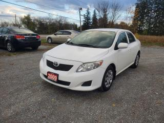 Used 2009 Toyota Corolla CE CERTIFIED for sale in Stouffville, ON