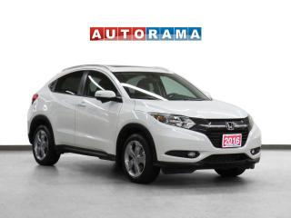 Used 2016 Honda HR-V EX-L AWD Nav Leather Sunroof Backup Cam for sale in Toronto, ON