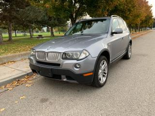 Used 2008 BMW X3 3.0Si for sale in Kelowna, BC
