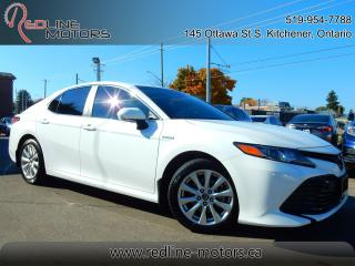 Used 2018 Toyota Camry LE Hybrid.ReveseCamera.RadarCruise.LaneAssist for sale in Kitchener, ON
