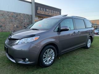 Used 2013 Toyota Sienna XLE 8 PASSENGER REAR VIEW CAMERA SUNROOF for sale in North York, ON
