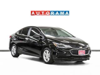 Used 2017 Chevrolet Cruze LT BACKUP CAMERA HEATED SEATS for sale in Toronto, ON