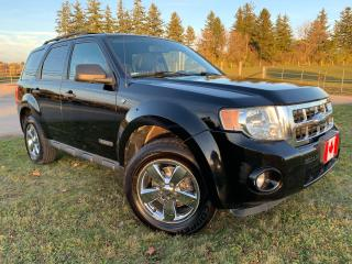Used 2008 Ford Escape XLT for sale in Guelph, ON