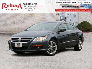 Used 2012 Volkswagen Passat CC Sportline_Leather_Sunroof_Bluetooth for sale in Oakville, ON