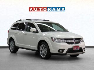 Used 2017 Dodge Journey GT AWD Leather Backup Camera for sale in Toronto, ON