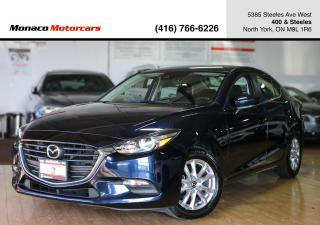 Used 2018 Mazda MAZDA3 GS - BACKUP CAMERA|NAVIGATION|BLINDSPOT|HTD SEATS for sale in North York, ON