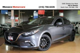 Used 2015 Mazda MAZDA3 GX AUTO - ALLOY WHEELS|BLUETOOTH|CERTIFIED for sale in North York, ON