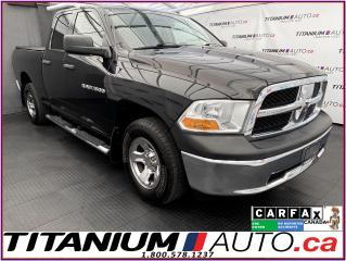 Used 2011 RAM 1500 4X4+V8+GPS+Cruise Control+Tow PKG.+XM Radio+One Ow for sale in London, ON