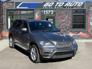 Used 2011 BMW X5 35D for sale in Regina, SK