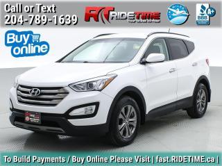 Used 2015 Hyundai Santa Fe SPORT PREMIUM for sale in Winnipeg, MB