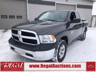 Used 2016 RAM 1500 SXT Quad CAB SWB 4WD 3.6L for sale in Calgary, AB