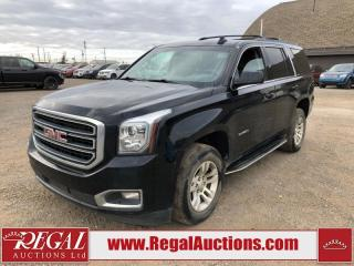 Used 2018 GMC Yukon SLE 4D Utility 4WD 5.3L for sale in Calgary, AB