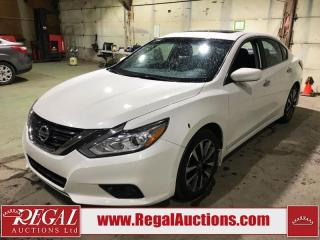 Used 2016 Nissan Altima SV 4D Sedan 2.5 AT for sale in Calgary, AB