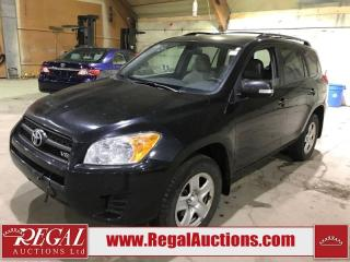 Used 2012 Toyota RAV4 4D Utility AWD for sale in Calgary, AB
