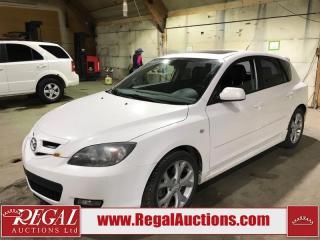 Used 2007 Mazda MAZDA3 4D Hatchback FWD for sale in Calgary, AB