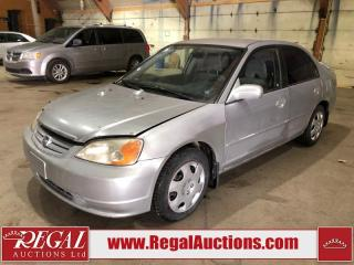 Used 2003 Honda Civic LX 4D Sedan for sale in Calgary, AB